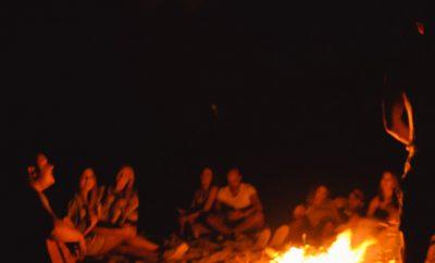 Barbecue Sous les étoiles